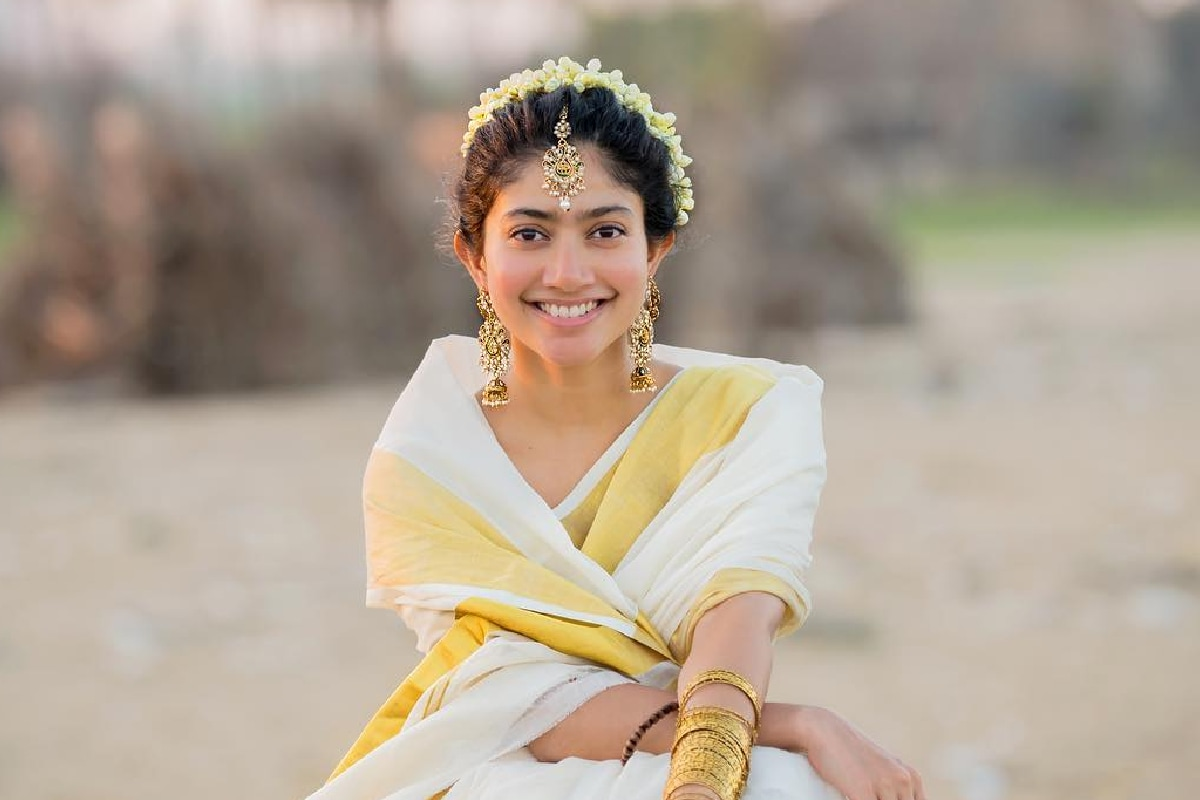 Why resist makeup ?;  Sai Pallavi explained the reason for the 'No Make-Up' decision
