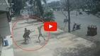 VIDEO: विरारमध्ये एका इसमाला दगडाने ठेचून मारण्याचा प्रयत्न, घटना CCTVत कैद