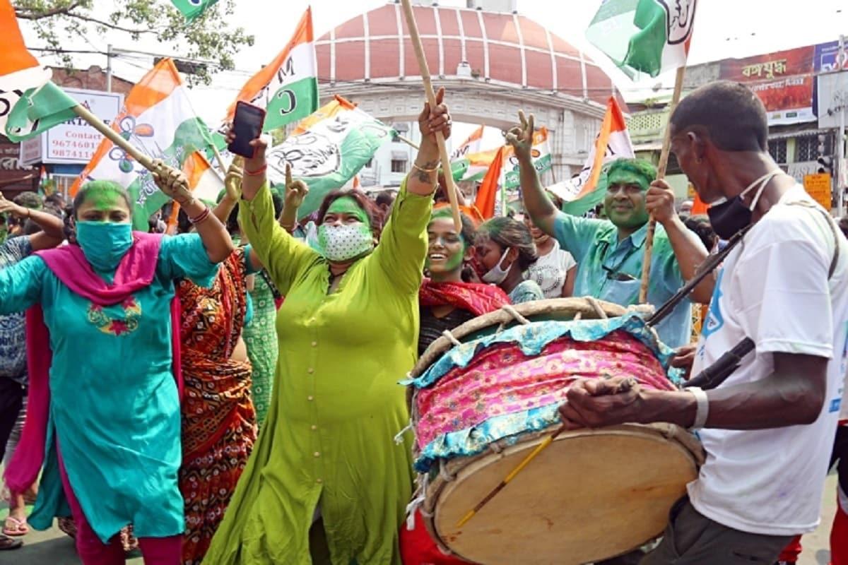 पश्चिम बंगाल, आसाम, केरळ, तामिळनाडू आणि पद्दुचेरी या पाच राज्यांमध्ये विधानसभा निवडणूक झाल्या. कालच या निवडणुकांचा निकाल जाहीर झाला.