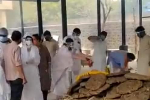 कुमुदिनी यांच्या अंत्यसंस्कारावरुन भय्यू महाराजांच्या मुलगी आणि पत्नीमध्ये वाद, मृत्यूच्या चौकशीची वकीलांची मागणी