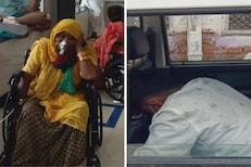 मी माझं आयुष्य जगले! युवकासाठी ऑक्सिजन सपोर्टवरील आजीबाईनं सोडला स्वतःचा बेड