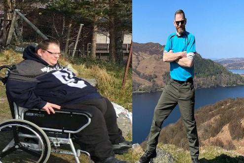 पत्नीसाठी त्यानं घटवलं तब्बल 273 किलो वजन; पत्नीप्रेमाची अनोखी कहाणी
