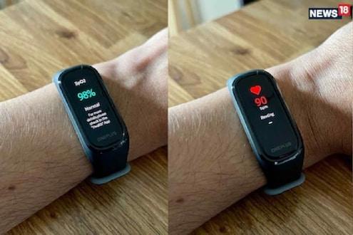 ऑक्सिजन, हार्ट रेट, झोप आणि ताण, सगळ्यावर लक्ष ठेवणार एक Smart Watch