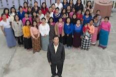 जगातील सर्वात मोठ्या कुटुंबाचे प्रमुख जिओना चाना यांचं निधन