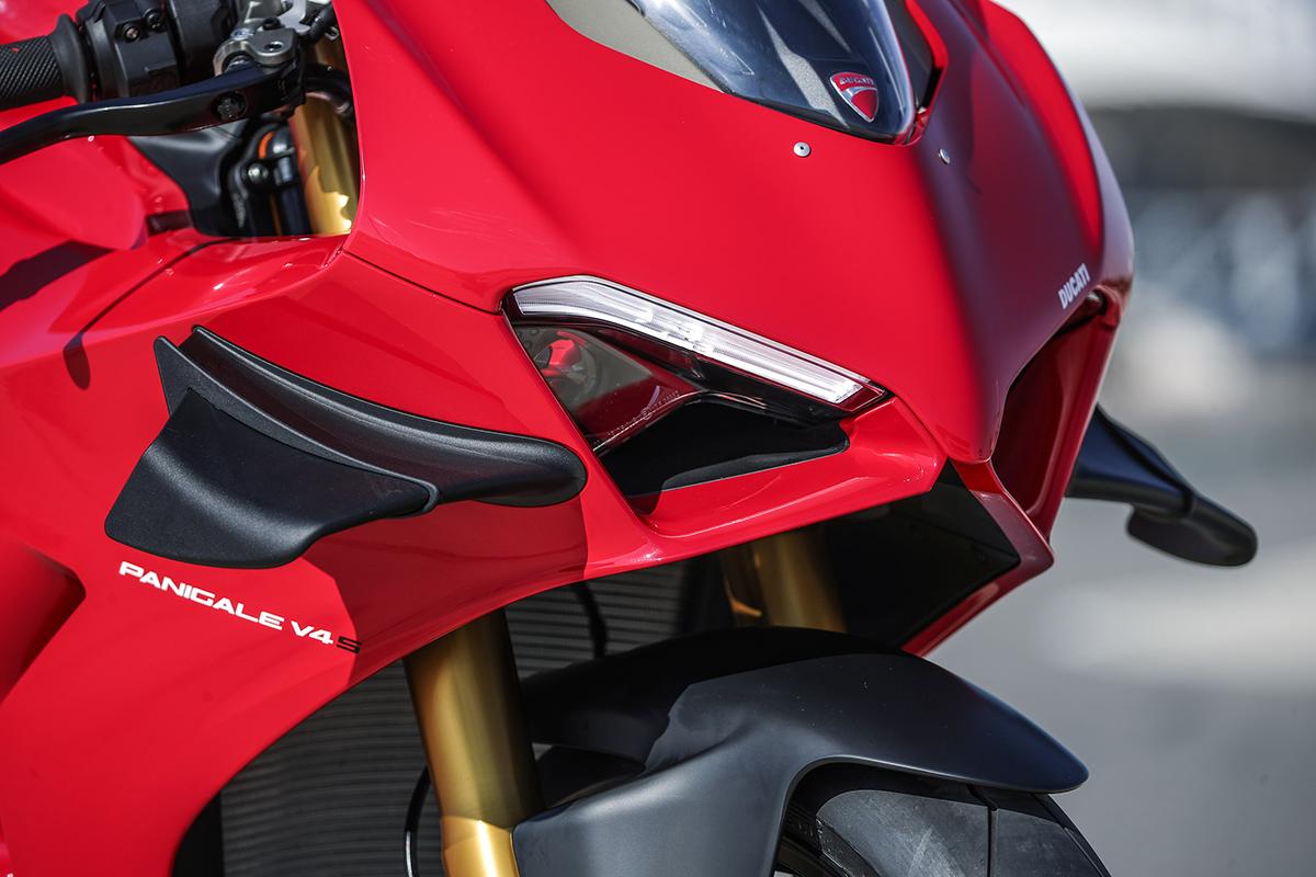 Ducati Panigale V4 (फोटो - डुकाटी)