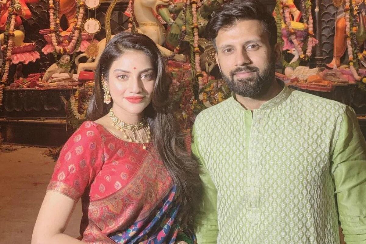 बंगाली अभिनेत्री आणि तृणमूल काँग्रेसच्या (TMC MP)खासदार नुसरत जहाँ यांनी गेल्या वर्षी तुर्कस्तानात थाटामाटात लग्न केलं होतं. त्यांचे फोटोही सगळीकडे प्रसिद्ध झाले होते.