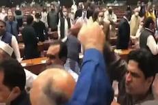 पाकिस्तानच्या संसदेत राडा; शिवीगाळ करत झाली हाणामारी, महिला खासदार जखमी