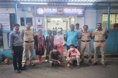 मुंबई पोलिसांनी 24 तासांत अपहरण झालेल्या मुलीची केली सुटका; आरोपीला बेड्या