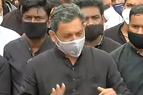 Maratha kranti andolan Kolhapur :...तर लाँग मार्च शिवाय पर्याय नाही, संभाजीराजेंचा सरकारला इशारा