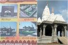 छत्रपती शिवाजी महाराजांचे अनोखे मंदिर; पाहा कसे असेल शिवरायांचे हे मंदिर
