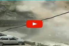 LIVE VIDEO: दरड कोसळून 9 जणांचा मृत्यू; दृश्य पाहून काळजाचा ठोका चुकेल
