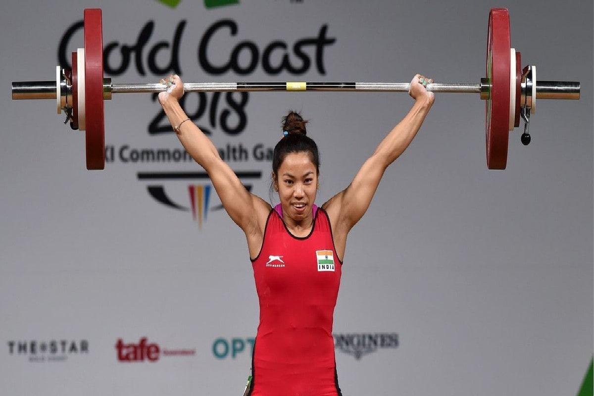 ऑलिम्पिक मेडल जिंकल्यानंतर मीराबाई चानूची पहिली प्रतिक्रिया! म्हणाली...