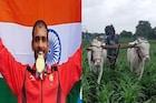 रोईंगपटू दत्तू भोकनळवर नांगरणी करण्याची वेळ, सैन्यदलाला ठोकला रामराम
