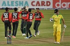 क्रिकेट विश्वात मोठा उलटफेर, बांगलादेशविरुद्ध ऑस्ट्रेलियाची लाजिरवाणी कामगिरी