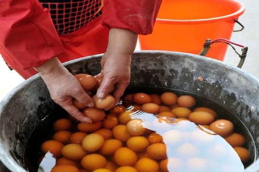 चीनमध्ये प्रसिद्ध असलेलं व्हर्जिन एग