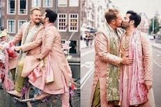 दिल्लीत जडलंं प्रेम,नेदरलँड्समध्ये चढले बोहल्यावर! गौरव-प्रणयची अनोखी Love Story