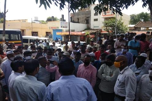 कोल्हापुरातील कसबा-सांगावमध्ये मंडलिक-मुश्रीफ आघाडीत फूट, 7 सदस्यांचे राजीनामे