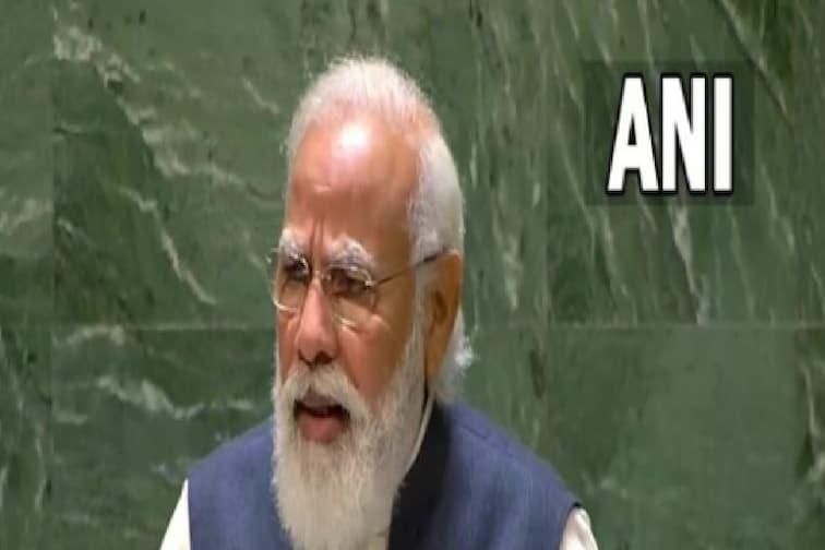UNGA मध्ये नाव न घेता पंतप्रधान मोदींचा चीनवर जोरदार हल्ला, पाकिस्तानवरही टीका