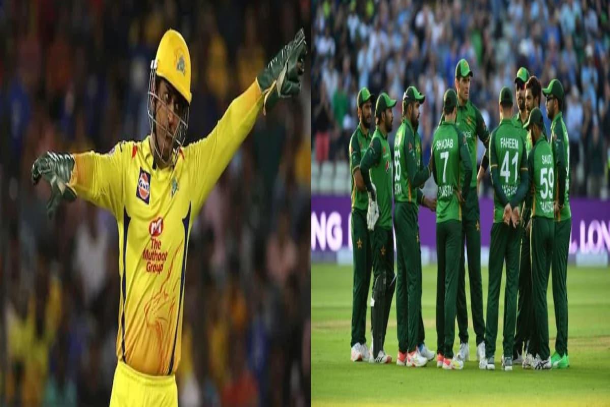 T20 World Cup 2021 : धोनी भारताचा मेंटर, तर माहीचाच मित्र झाला पाकिस्तानचा कोच