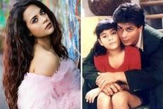 HBD: आजही Shahrukh Khan ची ऑनस्क्रीन मुलगी म्हणूनच ओळखलं जातं Sana Saeed ला