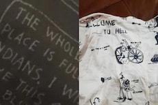 चिनी कंपनीचं संतापजनक कृत्य; चिमुकल्यांच्या कपड्यांवर छापले भारतविरोधी मेसेज