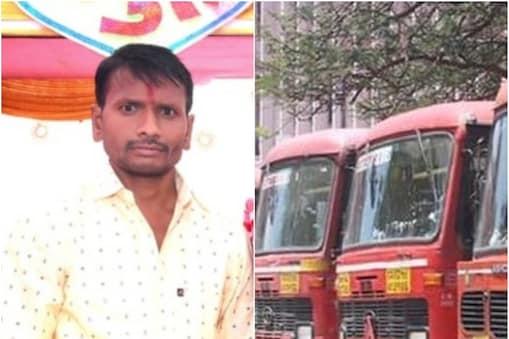 ST employee suicide: पंढरपुरात एसटी कर्मचाऱ्याची गळफास घेत आत्महत्या