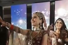 नवरीबाईचा तो डान्स पाहून रूसला नवरदेव; पाहुणेही अवाक होऊन बघत राहिले, VIDEO
