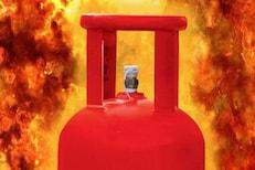 बायकोशी भांडणात नवऱ्याने घराला लावली आग, सिलेंडर टाकीचा झाला स्फोट अन्...
