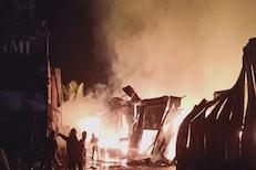 Live Updates : भिवंडीत फर्निचर मार्केटला लागलेली आग आटोक्यात