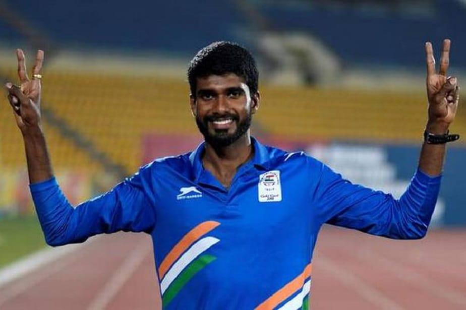 ಪುರುಷರ 1500 ಮೀ. ಓಟದಲ್ಲಿ ಭಾರತದ ಜಿನ್ಸನ್ ಜಾನ್ಸನ್ ಅವರು 3:44:72 ಸೆಕೆಂಡ್ಗಳಲ್ಲಿ ಗುರಿ ಮುಟ್ಟಿ ಚಿನ್ನದ ಪದಕಕ್ಕೆ ಕೊರಳೊಡ್ಡಿದರು
