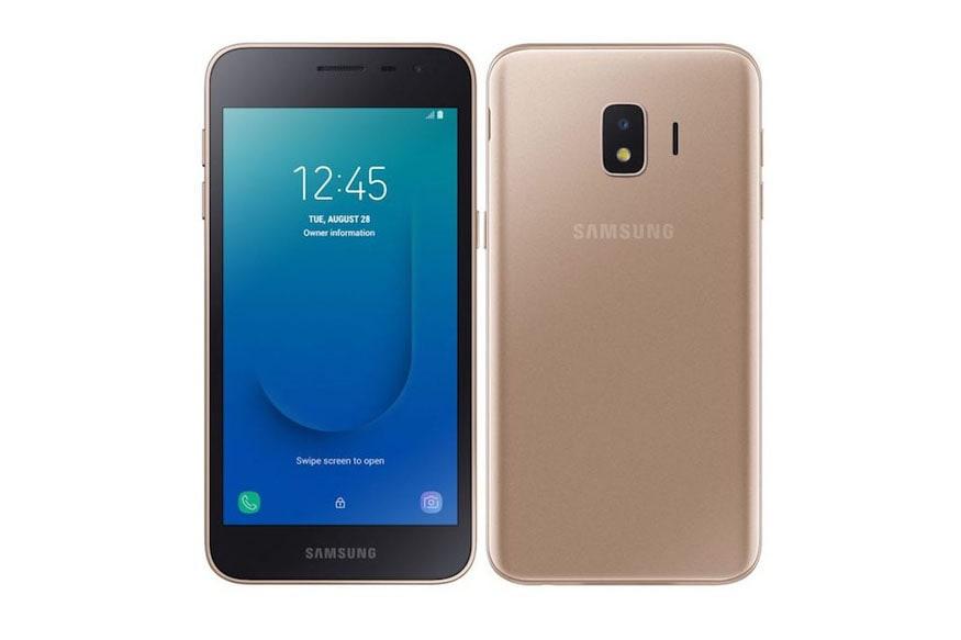 Samsung j2: ಸ್ಯಾಮ್ಸಂಗ್ ಕಂಪನಿಯು ಗ್ಯಾಲಕ್ಸಿ ಜೆ2 ಮೊಬೈಲ್ನ್ನು ಭಾರತೀಯ ಮಾರುಕಟ್ಟೆಗೆ ಕಳೆದ ವರ್ಷ ಪರಿಚಯಿಸಿತ್ತು. 4.7 ಇಂಚಿನ ಡಿಸ್ಪ್ಲೇ ಹೊಂದಿರುವ ಈ ಸ್ಮಾರ್ಫೋನಿನಲ್ಲಿ 1GB RAM ಹಾಗೂ 8GB ಇಂಟರ್ನಲ್ ಸ್ಟೋರೆಜ್ ಸಾಮರ್ಥ್ಯ ನೀಡಲಾಗಿದೆ. 1.3GHz ಕ್ವಾಡ್-ಕೋರ್ ಪ್ರೊಸೆಸರ್ ಹೊಂದಿರುವ J2 ನಲ್ಲಿ 5ಮೆಗಾ ಪಿಕ್ಸೆಲ್ನ ರಿಯರ್ ಕ್ಯಾಮೆರಾ ಮತ್ತು 2 ಮೆಗಾ ಪಿಕ್ಸೆಲ್ ಫ್ರಂಟ್ ಕ್ಯಾಮೆರಾಗಳನ್ನು ನೀಡಿದೆ. ಇದರ ಬೆಲೆ ಕೇವಲ 7,390 ರೂ. ಮಾತ್ರ.