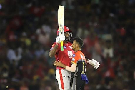 RCB vs KXIP: ಗೇಲ್ ಗುಡುಗು: ರಾಯಲ್ ಚಾಲೆಂಜರ್ಸ್ ಬೆಂಗಳೂರಿಗೆ ಕಠಿಣ ಸವಾಲು