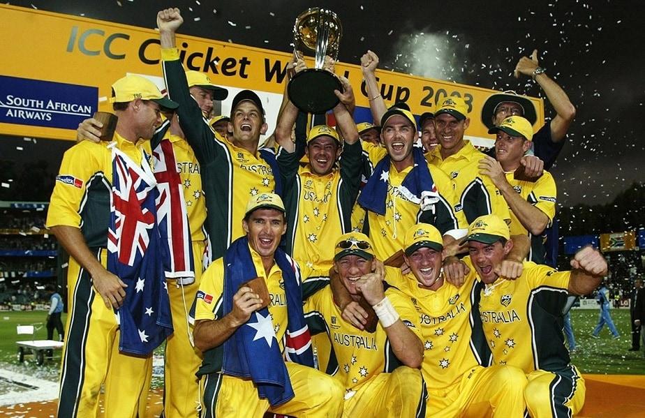 2003ರಲ್ಲಿ ನಡೆದ ವಿಶ್ವಕಪ್ ಪಂದ್ಯದಲ್ಲಿ ರಿಕಿ ಪಾಂಟಿಂಗ್ ನಾಯಕತ್ವದ ಆಸ್ಟ್ರೇಲಿಯಾ ತಂಡ ಭಾರತ ವಿರುದ್ಧ 125 ರನ್ಗಳ ಗೆಲುವು ಸಾಧಿಸಿತ್ತು.