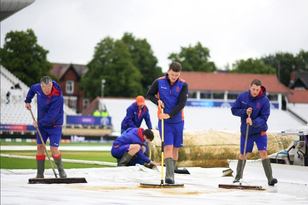 India vs New Zealand Live Score, ICC Cricket World Cup 2019 Match in Nottingham, Toss delayed due to rain