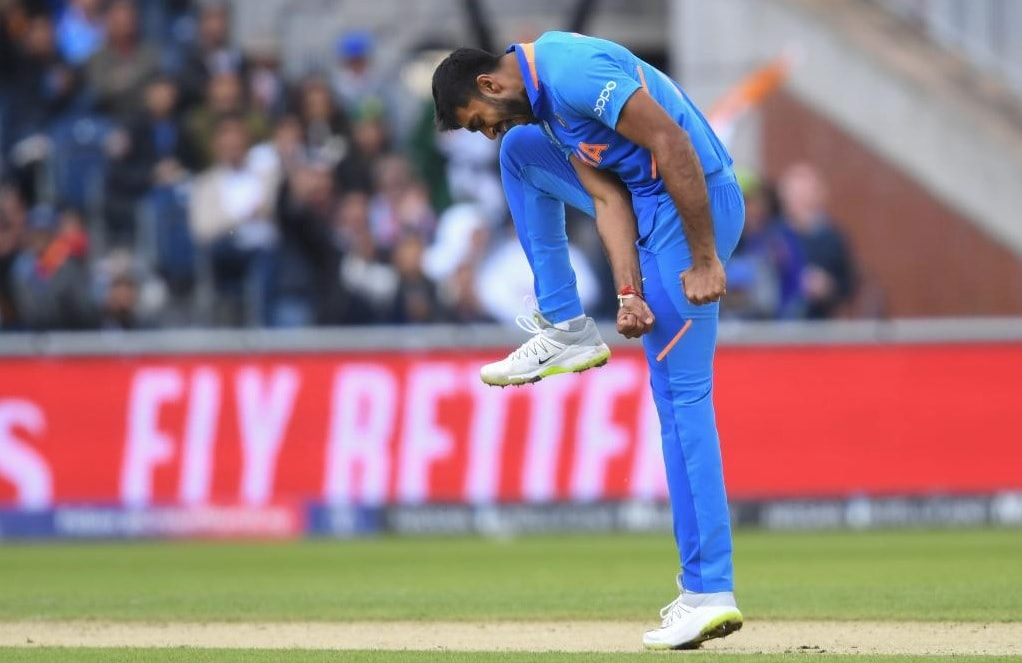 India vs Pakistan: Vijay Shankar joins elite list with wicket off first ball in World Cups
