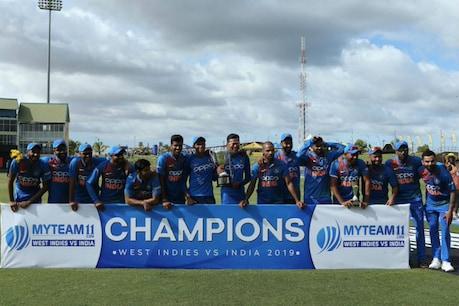 India Vs West Indies: ಕೊಹ್ಲಿ-ಪಂತ್ ಅರ್ಧಶತಕ; ವೆಸ್ಟ್ ಇಂಡೀಸ್ ವಿರುದ್ಧ ಭಾರತಕ್ಕೆ ಗೆಲುವು