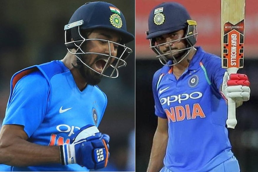 WI vs IND 2019: India's ideal middle-order for the first T20I