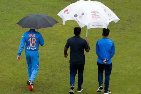 India Vs South Africa: ಮಳೆಯದ್ದೇ ಆಟ; ಮೊದಲ ಟಿ-20 ಪಂದ್ಯ ರದ್ದು