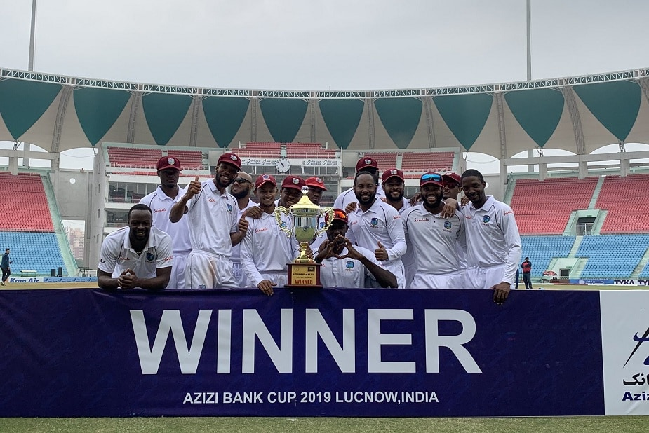 Rakheem Cornwall takes 10 as West Indies crush Afghanistan in just over two days