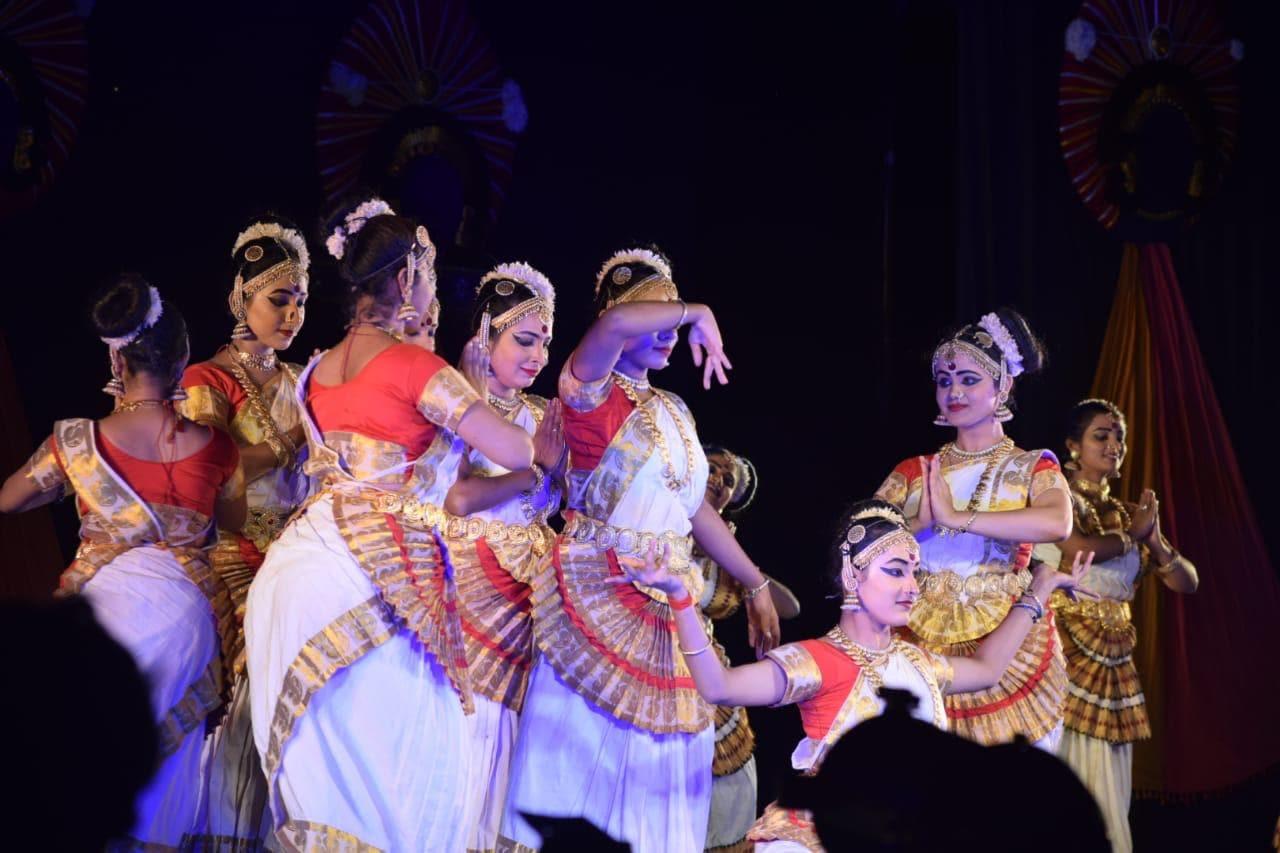 Dance at Nudisiri