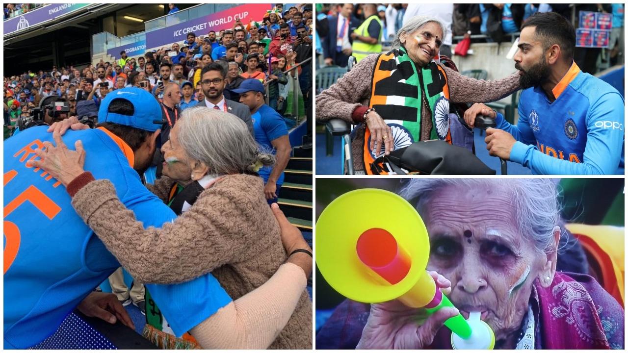 2019ರ ವಿಶ್ವಕಪ್ ಟೂರ್ನಿ ವೇಳೆ ಟೀಂ ಇಂಡಿಯಾವನ್ನು ಹುರಿದುಂಬಿಸಿ ಭರ್ಜರಿ ವೈರಲ್ ಆಗಿದ್ದ 87 ವರ್ಷದ ಚಾರುಲತಾ ಪಟೇಲ್ ಜನವರಿ 13ರಂದು ವಿಧಿವಶರಾಗಿದ್ದಾರೆ. ಈ ಸುದ್ದಿಯನ್ನು ಚಾರುಲತಾ ಅವರ ಕ್ರಿಕೆಟ್ ದಾದಿ ಇನ್ಸ್ಟಾಗ್ರಾಂ ಪುಟದಲ್ಲಿ ತಿಳಿಸಲಾಗಿದೆ.
