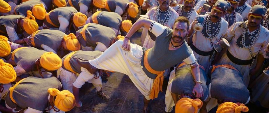 ತಾನಾಜಿ ಸಿನಿಮಾದಲ್ಲಿ ಅಜಯ್ ದೇವಗನ್
