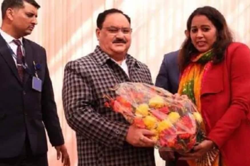 BJP Leader Munesh Godara Shot Dead by her Husband on Suspicion of Illigal Relationship.