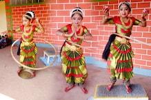 9ನೇ ವಯಸ್ಸಿಗೆ ಭರತನಾಟ್ಯದಲ್ಲಿ ದಾಖಲೆ ಬರೆದ ಮಲೆನಾಡಿ ಪೋರಿ