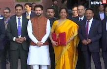 Union Budget 2020: ನಿರ್ಮಲಾ ಸೀತಾರಾಮನ್ ಬಜೆಟ್ ಮಂಡನೆಗೂ ಮುನ್ನ ಸಂಸತ್ ಚಿತ್ರಣ