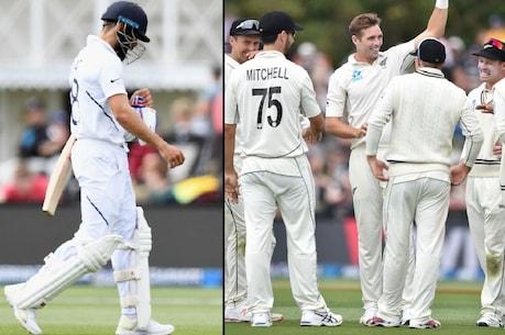 IND vs NZ: 2ನೇ ಇನ್ನಿಂಗ್ಸ್ನಲ್ಲೂ ಭಾರತ ವೈಫಲ್ಯ; ಸಂಕಷ್ಟದಲ್ಲಿ ಕೊಹ್ಲಿ ಪಡೆ