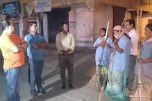 ನಗರ ಸ್ವಚ್ಛತೆಯ 'ಚಲುವ ಚಾಮರಾಜನಗರ' ಅಭಿಯಾನಕ್ಕೆ ಚಾಲನೆ