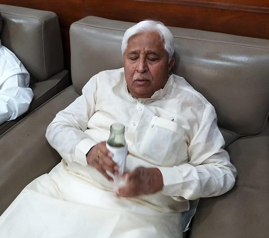 ಮಾಜಿ ಸಚಿವ ಹೆಚ್ ಕೆ ಪಾಟೀಲ್