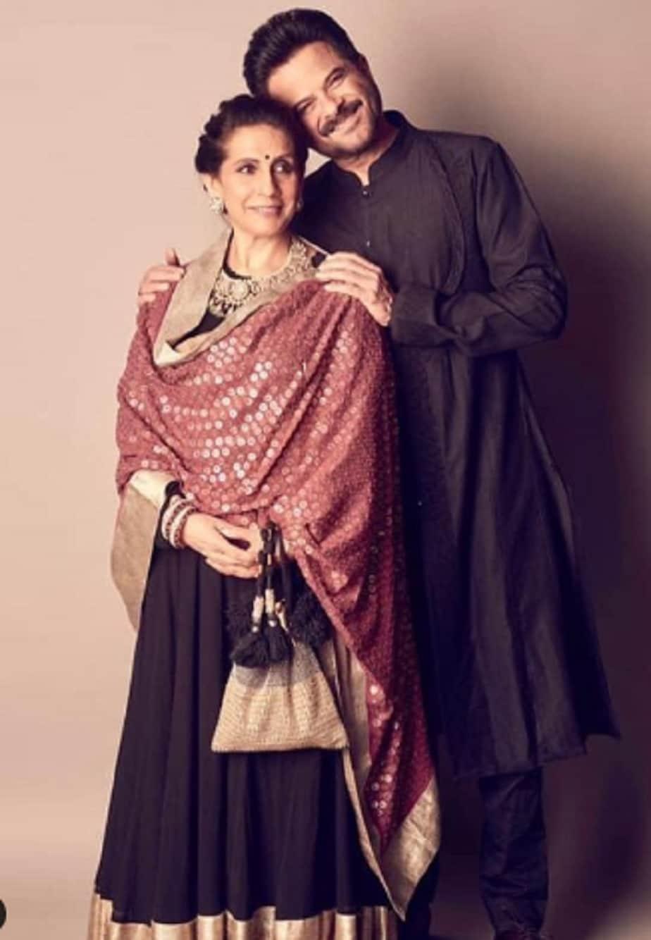 63 ವರ್ಷದ ನಟ ಅನಿಲ್ ಕಪೂರ್ ಹಾಗೂ ಅವರ ಪತ್ನಿ ಸುನಿತಾ ಕಪೂರ್ ಅವರ ವಿವಾಹವಾಗಿ 36 ವರ್ಷವಾಗಿದೆ.