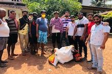 ಕೊರೋನಾದಿಂದ ಮಂಗಳೂರಿನಲ್ಲಿ ಊಟ, ನೀರಿಲ್ಲದೆ ಸಿಕ್ಕ ಬಂಗಾಳದ ಕಾರ್ಮಿಕರು; ಜೆಡಿಎಸ್ ನಾಯಕ ಬಿಎಂ ಫಾರೂಕ್ ಮೂಲಕ ವಿಜೇತಾ ಅನಂತಕುಮಾರ್ ನೆರವು